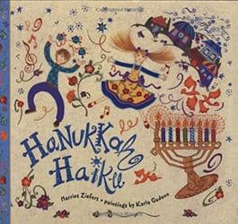 Hanukkah Haiku book cover