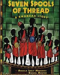 Seven Spools of Thread book cover