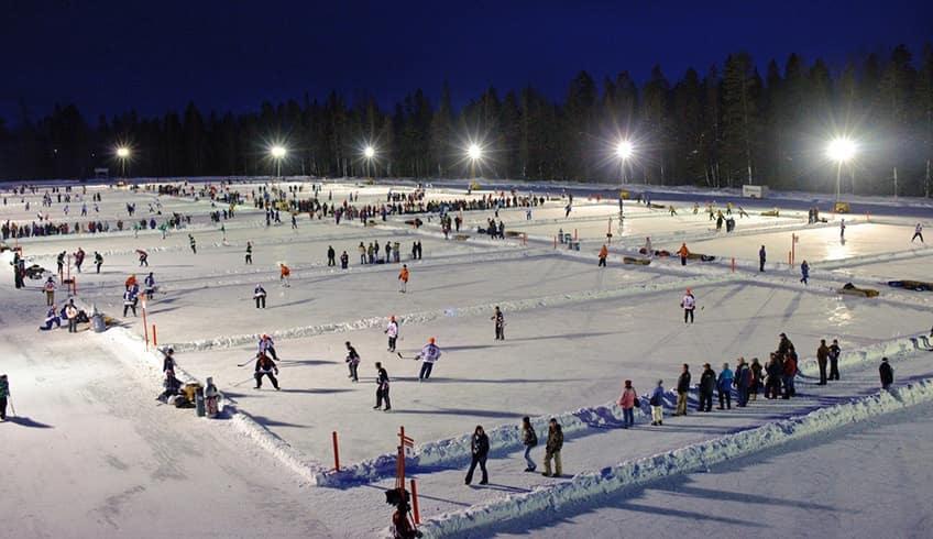 Hockey Activities For Kids