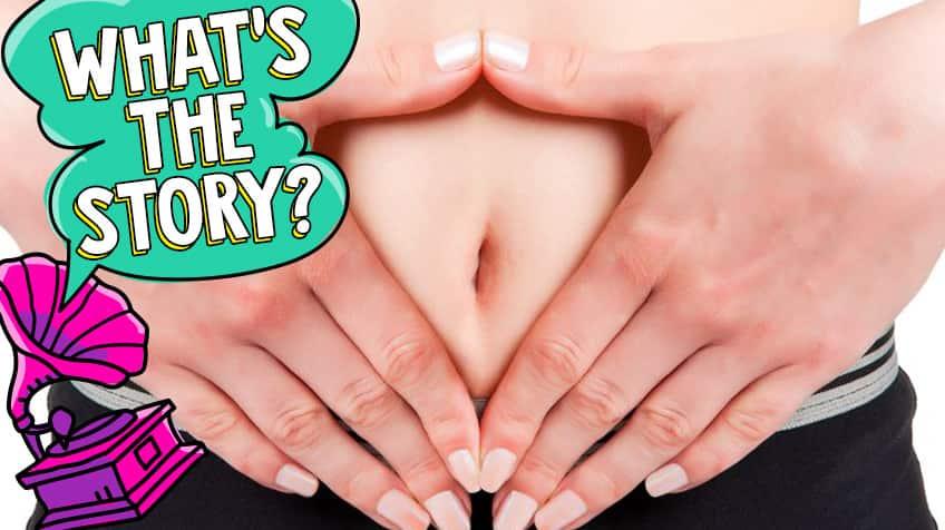 Outie Belly Button Videos