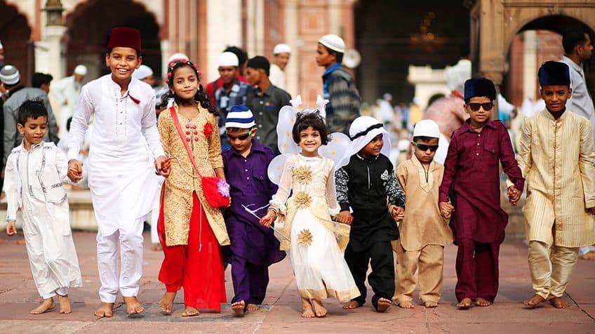 Popular Different Country Eid Al-Fitr Feast - kids-dressed-for-eid-al-fitr-SM-LEAD-compressor  Snapshot_318795 .jpg