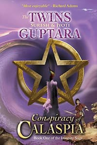 Conspiracy of Calaspia book cover