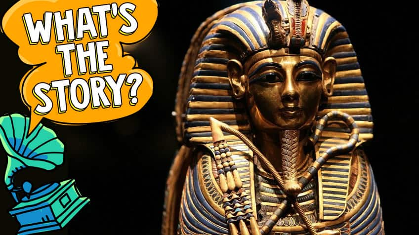 Click here to read about King Tut day