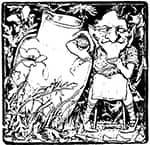 leprechaun illustration