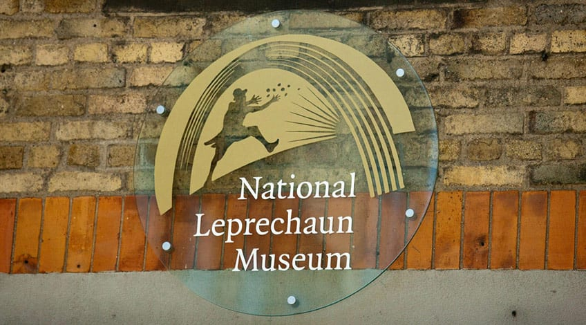 Leprechaun museum in Ireland
