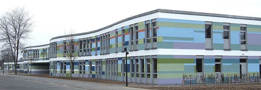 The Bonn school from the side