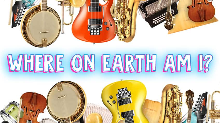 can you guess the country from the musical instrument explore