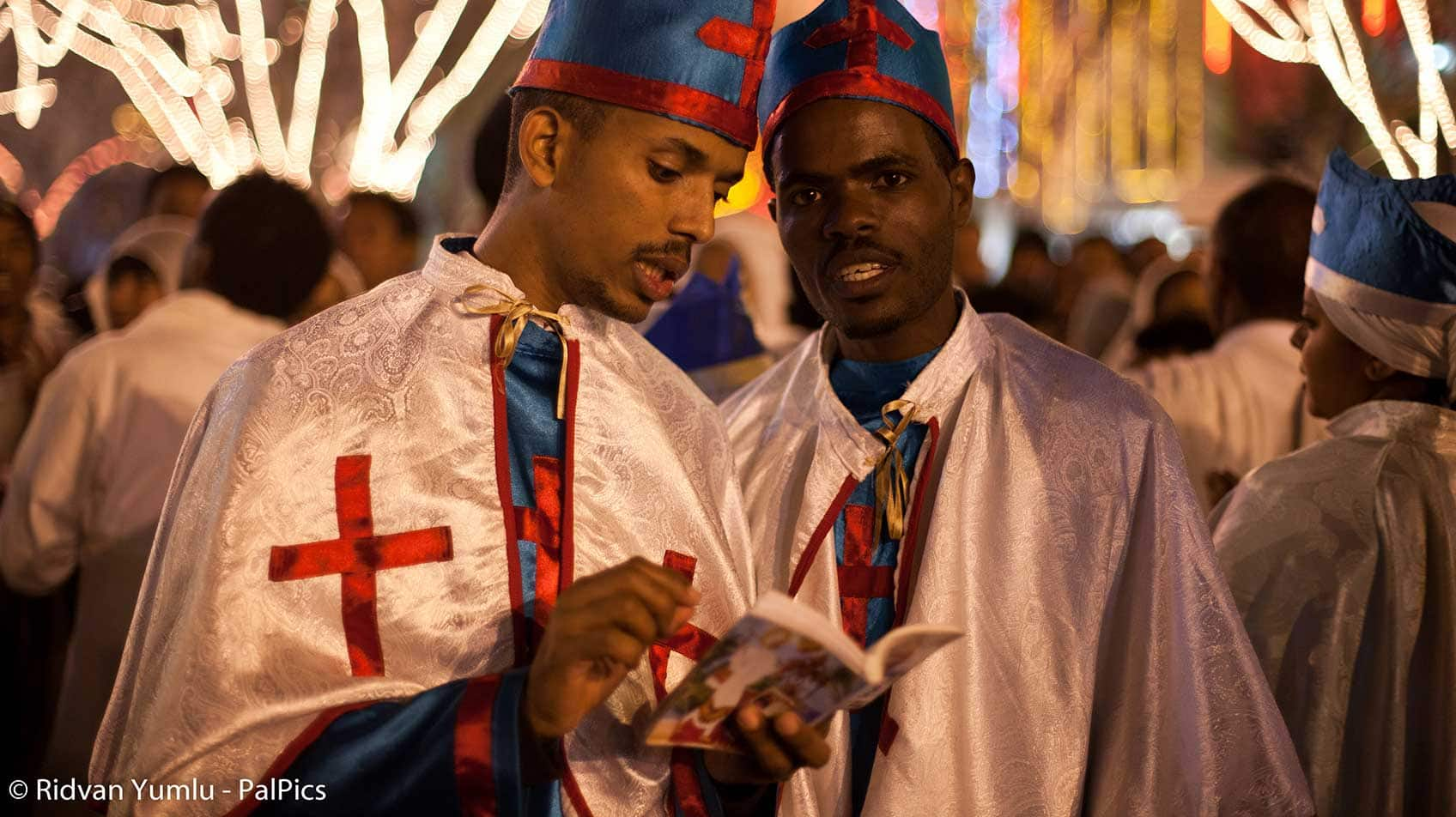 coptic christians from ethiopia celebrating christmas - When Is Orthodox Christmas