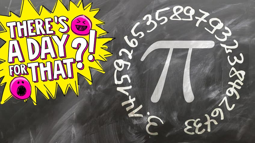 Click here to read about Pi Day