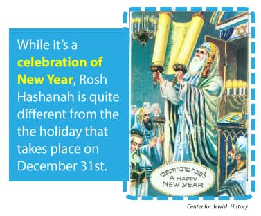 Rosh Hashanah And Yom Kippur Celebrate The Jewish High Holidays