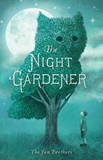 Book cover, The Night Gardener
