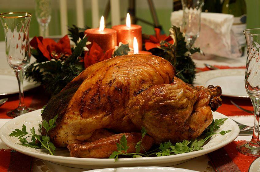 beautiful thanksgiving turkey