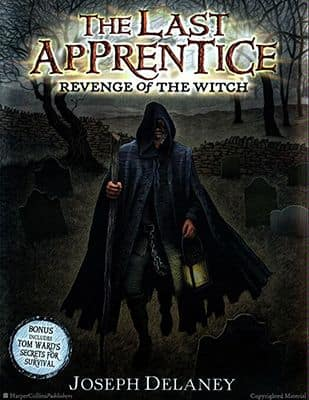 Book cover: The Last Apprentice - Revenge of the Witch by Jonathan Stroud