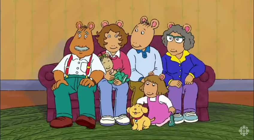 Arthur Kids What Animal Is He