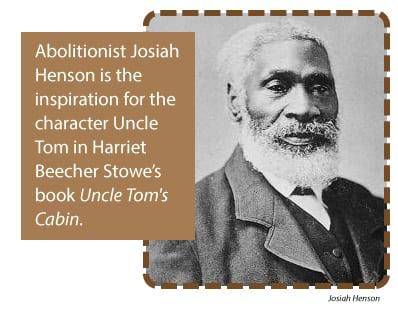 photo of abolitionist Josiah Henson