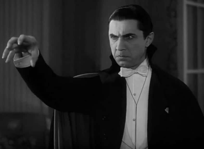 still from the movie Dracula