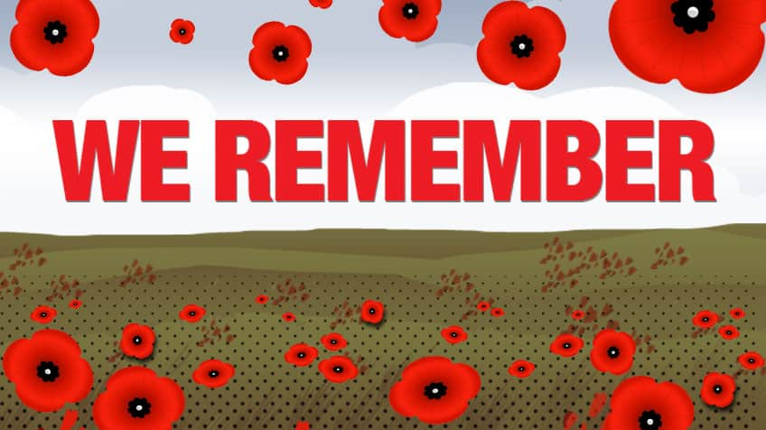 Remembrance Sunday Facts