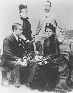 the first winners of Wimbledon in 1887