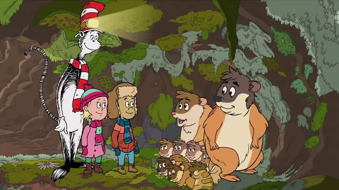 The Cat In The Hat Watch Kids Videos Cbc Kids
