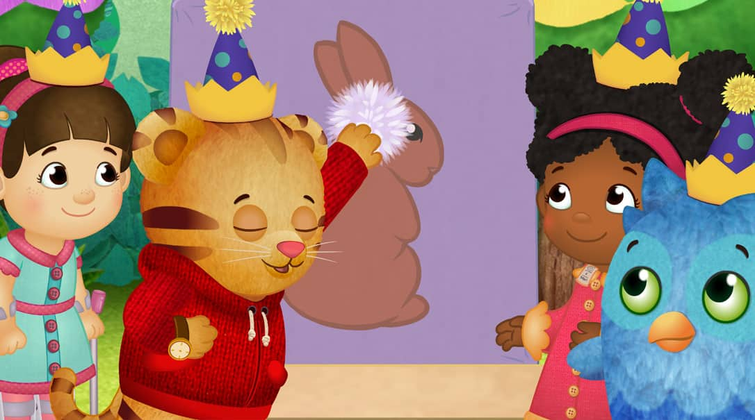 Daniel Tiger Watch Kids Videos Cbc Kids