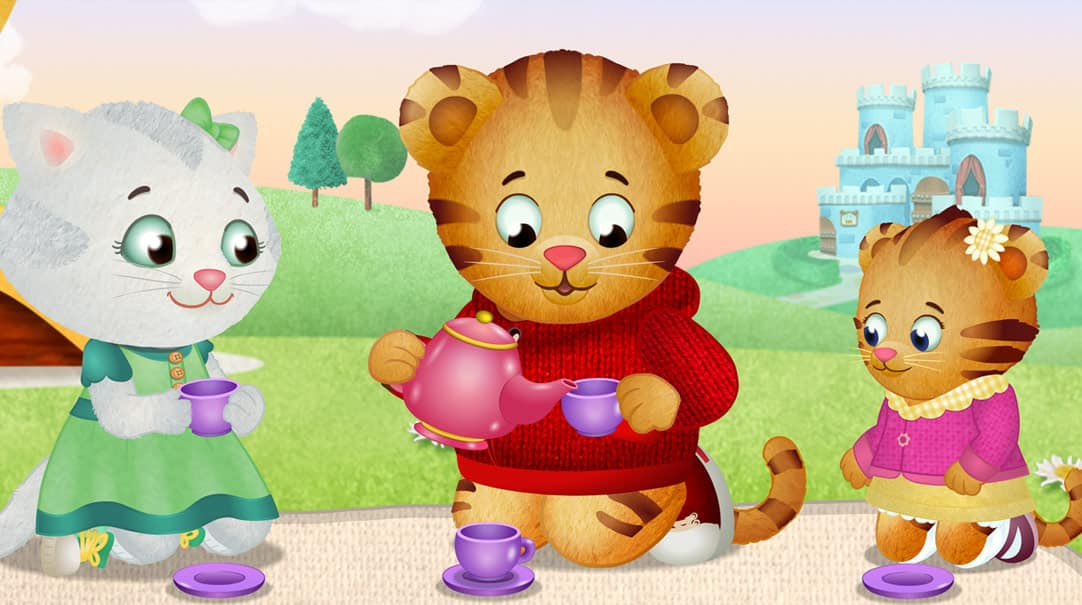 Daniel Tiger | Watch Kids Videos | CBC Kids