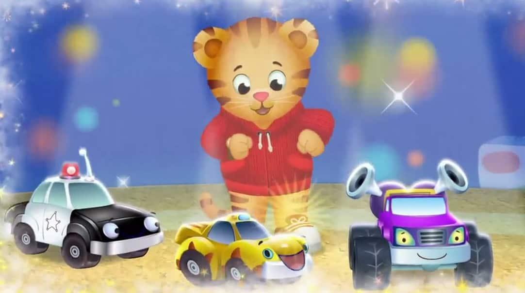 New Game Of Car >> Daniel Tiger | Watch Kids Videos | CBC Kids