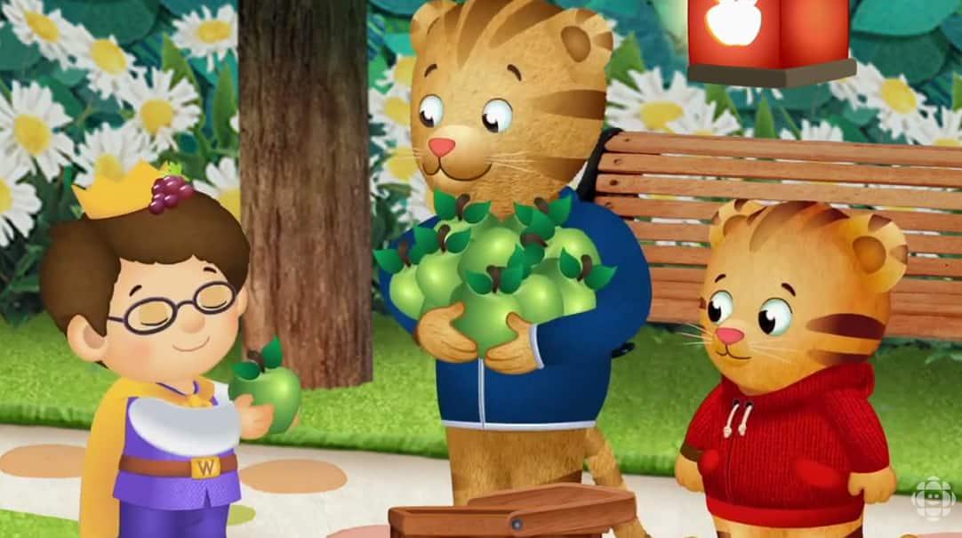 Daniel Tiger | Watch Kids Videos | CBC Kids