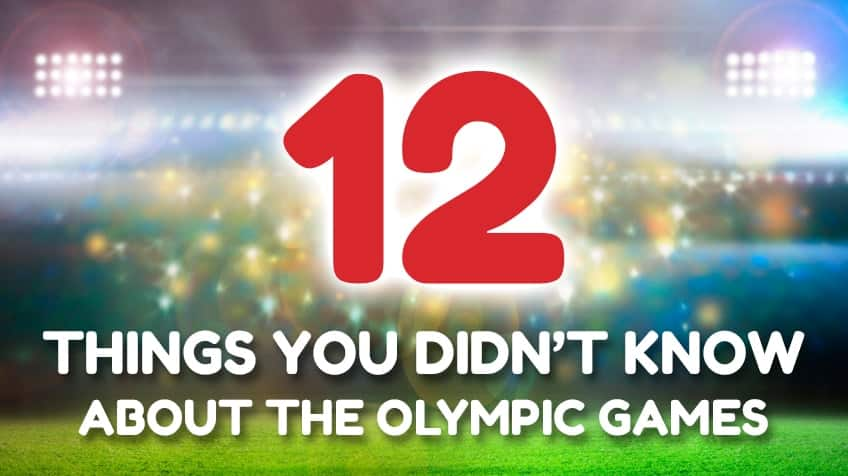 Olympic Decathlon: 15 Things You Didnt Know