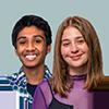 Arjun Ram & Alexia Sabau