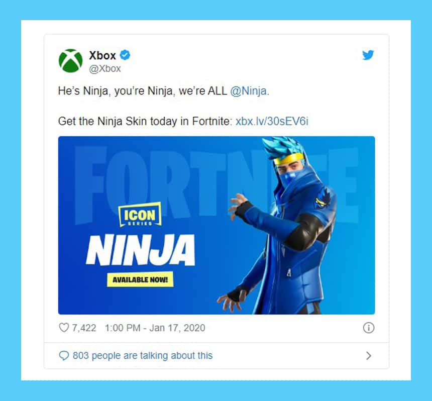 Fortnite Went Downhill Here S How The Ninja Skin Left Some Gamers Feeling Article Kids News Check out their videos, sign up to chat, and join their community. the ninja skin left some gamers feeling