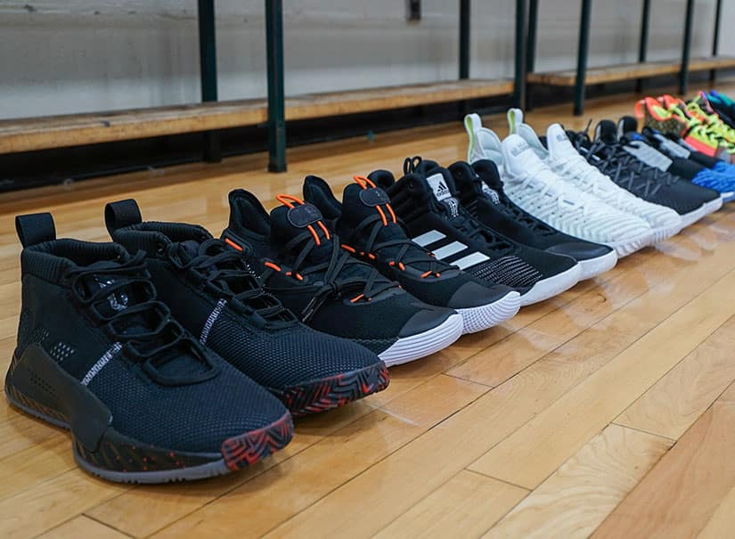 The best basketball shoes aren't always
