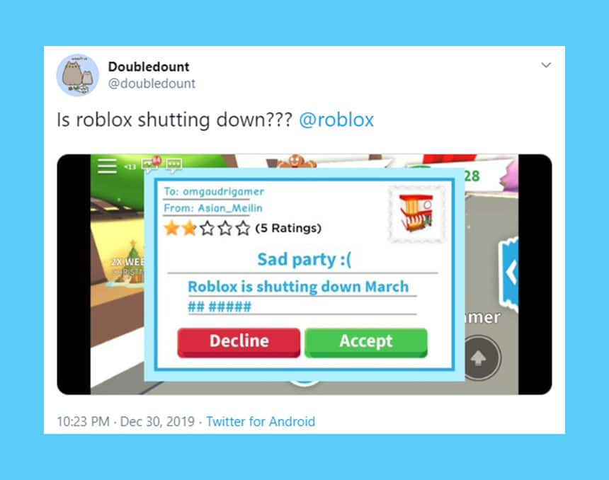 Roblox Games Coming Out 2019 Don T Panic Roblox Minecraft And Fortnite Are Not Shutting Down Article Kids News