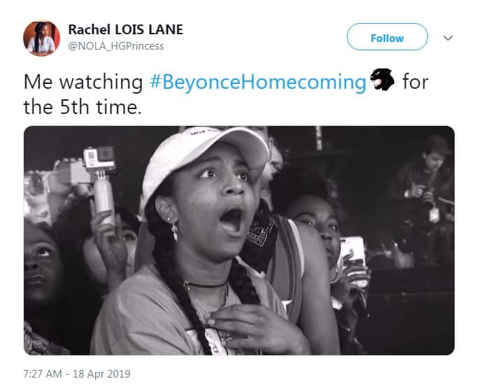 Proud to be black:' Fans react after Beyoncé drops new