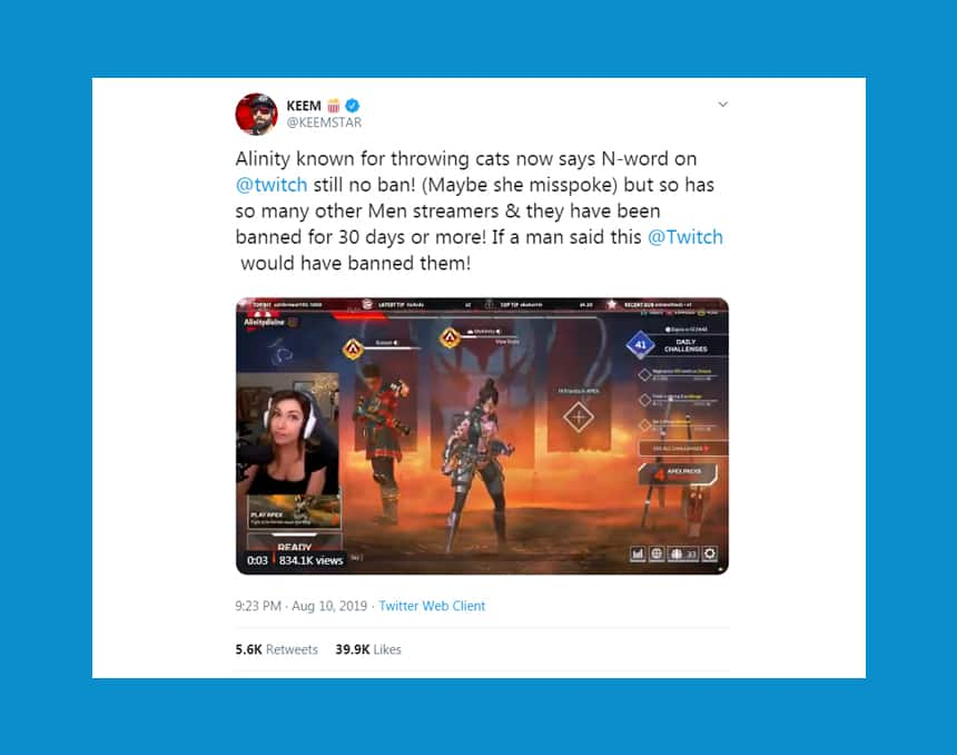 Ninja's long gone  Does that mean #TwitchIsOver?   Article