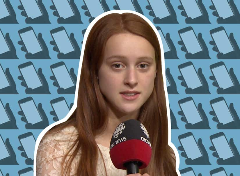 WATCH — Teens talk about the pressure to share nude