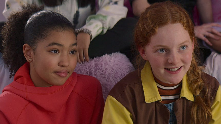 Anais Lee, left, and Vivian Watson, right, will be featured more prominently in Season 2