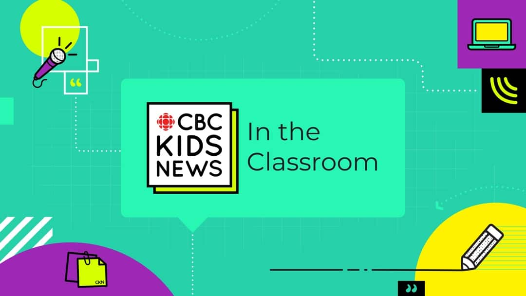 CBC Kids News in the Classroom Registration