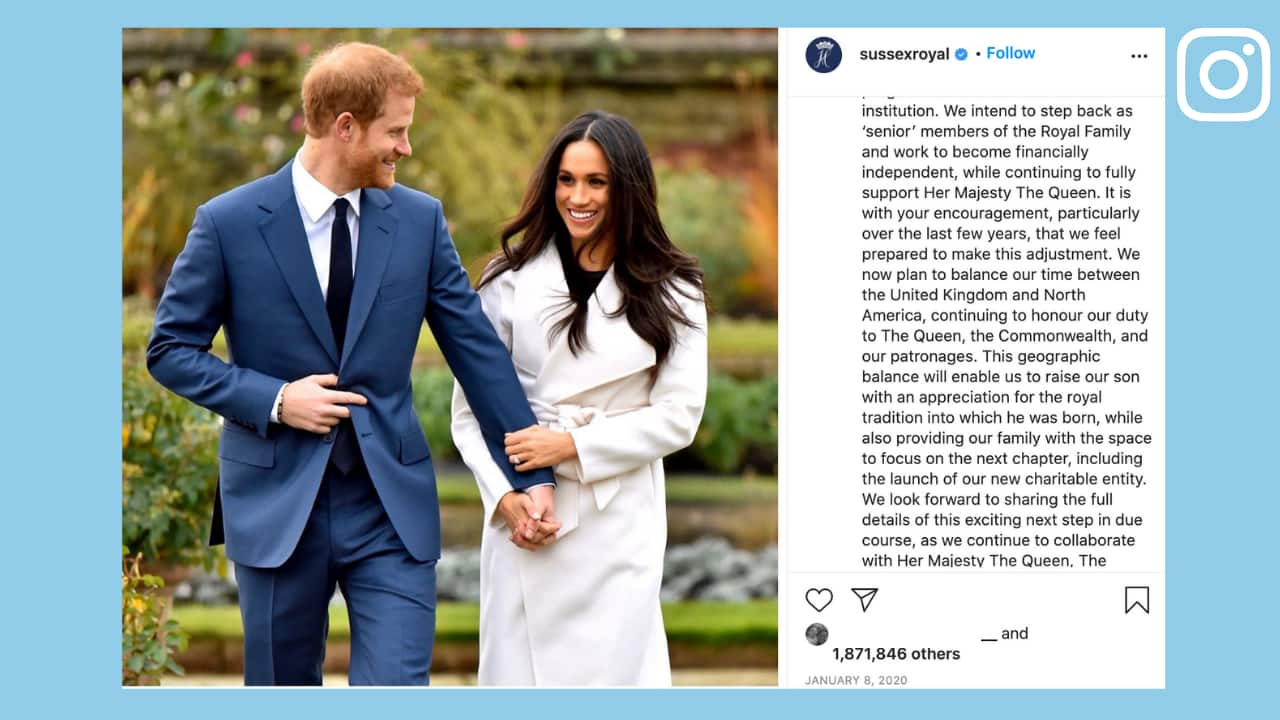 Buckingham Palace in crisis after Harry and Meghan unload on royal family
