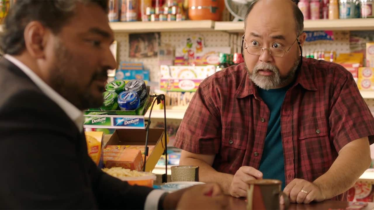 Mr And Mrs Rude Questions: Kim's Convenience: New Episodes Tuesdays