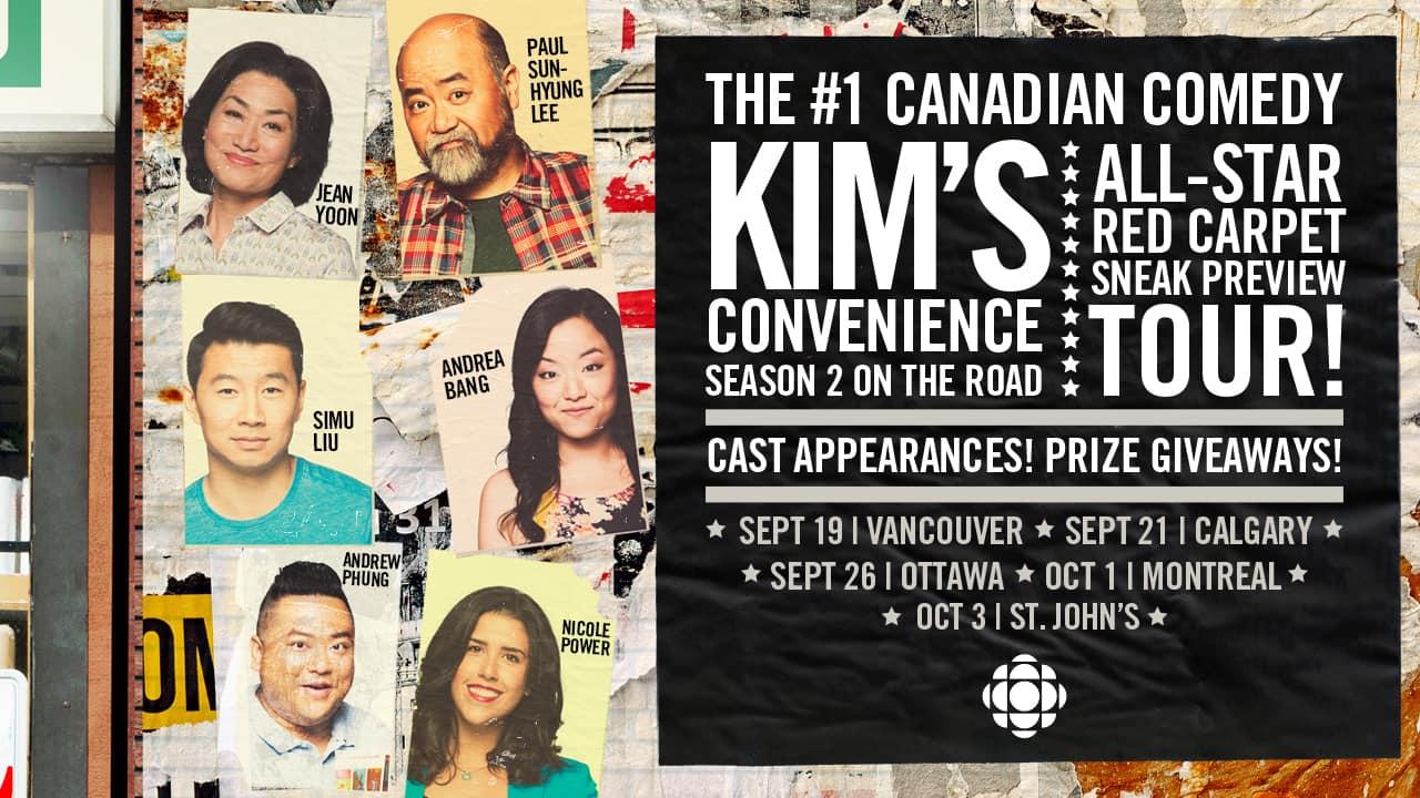 #KimsOnTour is blazing across Canada
