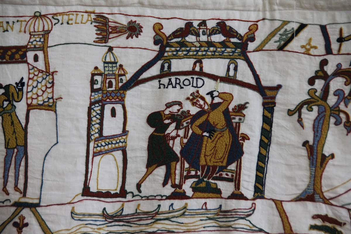 a letter home the bayeux tapestry  a letter home the bayeux tapestry experience hum111043va016-1144-001: world cultures i professor chad redwing strayer university 05/22/2014 a letter home the bayeux tapestry experience.