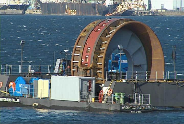 tidal power in the bay of fundy Halifax -- ottawa has announced a $298 million grant for a new project that aims to harness the immense power of the bay of fundy's tides natural resources minister amarjeet sohi announced the.