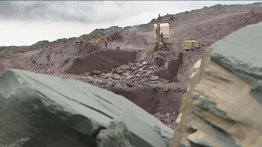 The Story of a Quarry