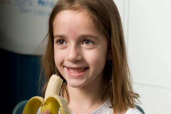 Collations saines pour enfants actifs