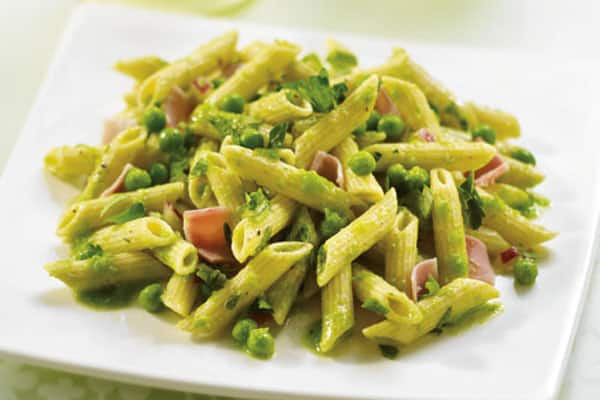 Sweet Pea Pasta Salad - Live Right Now - 2013 - 2014