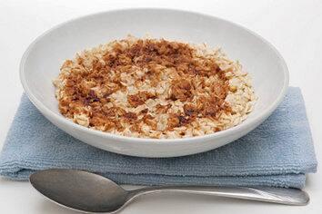 Creamy Cinnamon Oatmeal