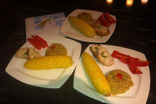 Margaret's Plates