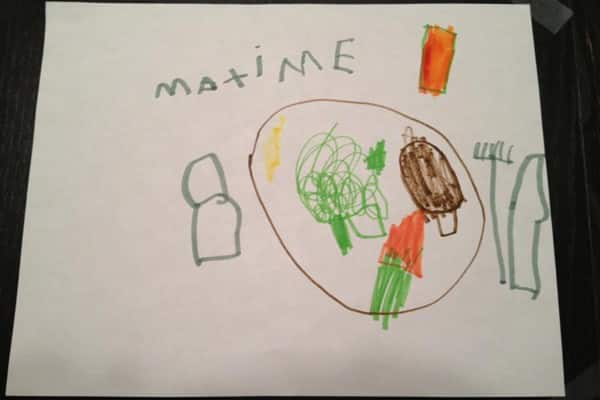 Maxime's Plate