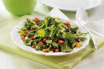 Sautéed Mixed Greens