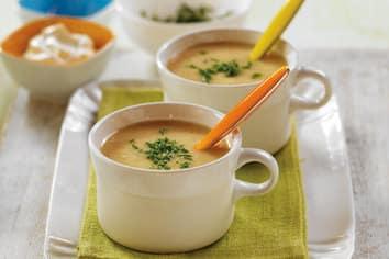 Fragrant White Bean Soup